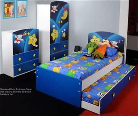 ebay childrens bedroom furniture new kids beds super star blue boys bed and childrens