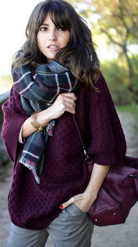 7 Scarf Styles For Fall by Wrap Up In Style With Fall Scarves 2018 Become Chic