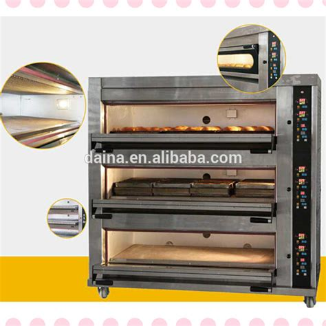 Gas Baking Oven Low Pressure 3 Deck 6 Loyang Rfl 36ss bread oven bakery used gas electric deck oven 3 deck bakery oven buy deck oven bakery oven