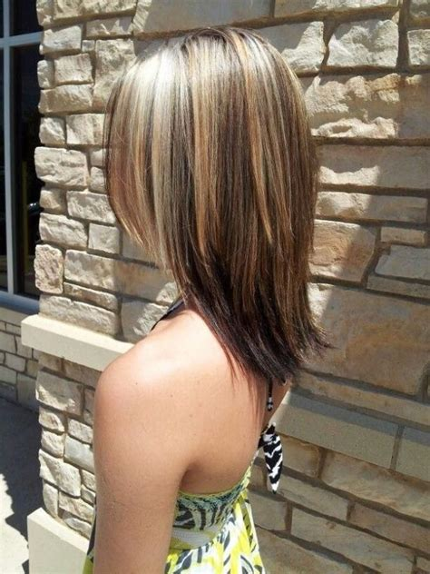 partial foil hair styles 25 beste idee 235 n over gedeeltelijk blonde highlights op