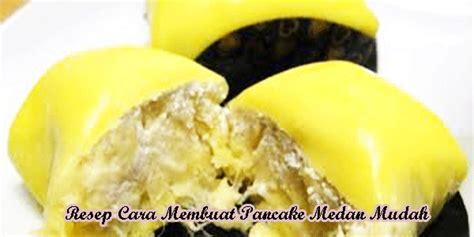 cara membuat pancake isi buah aneka resep masakan nusantara resep membuat pancake