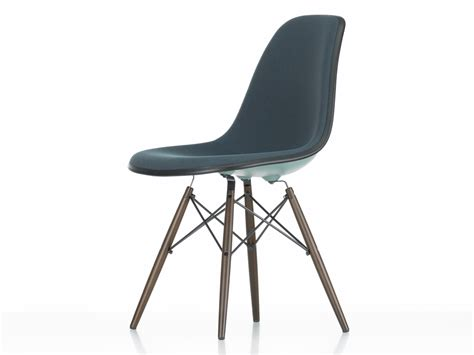 vitra bench buy the vitra upholstered dsw eames plastic side chair
