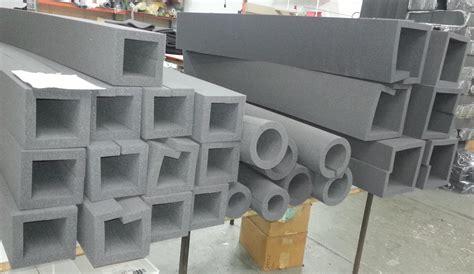 basement pole padding child safety foam basement pole bumper fireplace cushion