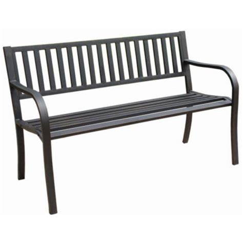 cast iron bench back bond mfg cast iron slat back park bench