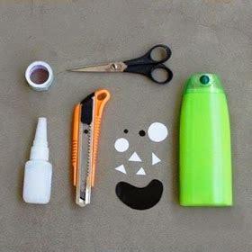 kerajinan membuat wadah pensil kerajinan tangan kerajinan tangan dari botol bekas