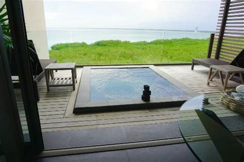 Mini Whirlpool Balkon by Balcony Pool In Our Room Picture Of Nizuc Resort And Spa