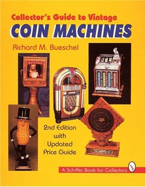 old collector classic car values books price guides antique slot machines price guide