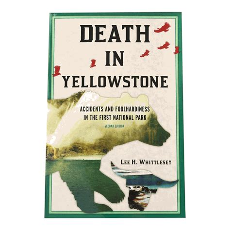 Pdf Yellowstone Accidents Foolhardiness National by In Yellowstoneaccidents And Foolhardiness In The