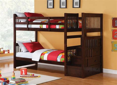 bed for kid bunker beds for