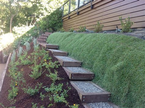 Hillside Gardening Ideas Hillside Landscaping Designs American Hwy