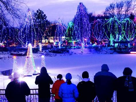 columbus zoo lights wildlights at the columbus zoo and aquarium oh ohio