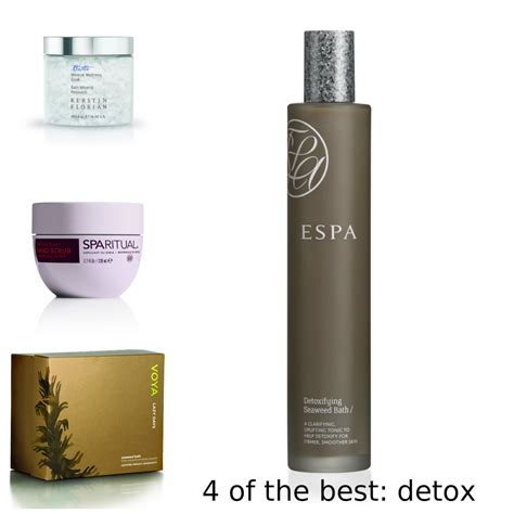 The Best Detox by 4 Of The Best Detox The Spa