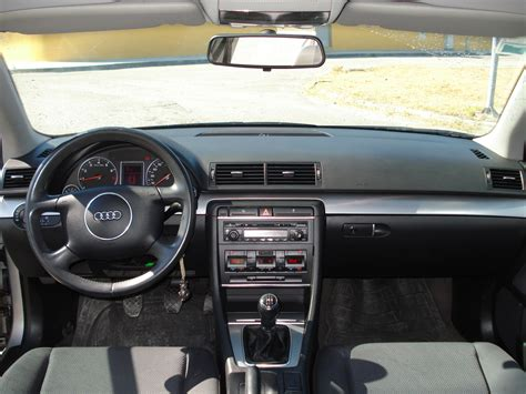 2002 Audi A4 Interior 2002 audi a4 interior pictures cargurus