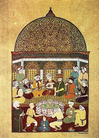 ottoman empire music ottoman music therapy muslim heritage