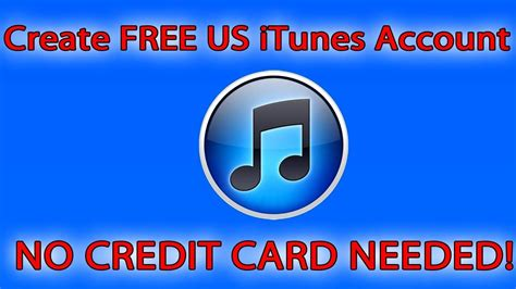 how to make a account without credit card how to make a us itunes account without credit card