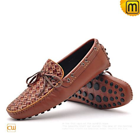driver loafers mens leather driving loafers shoes cw712037