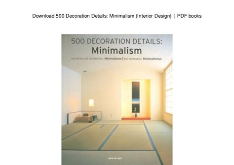 interior design and decoration book pdf interior decoration pdf books indiepedia org