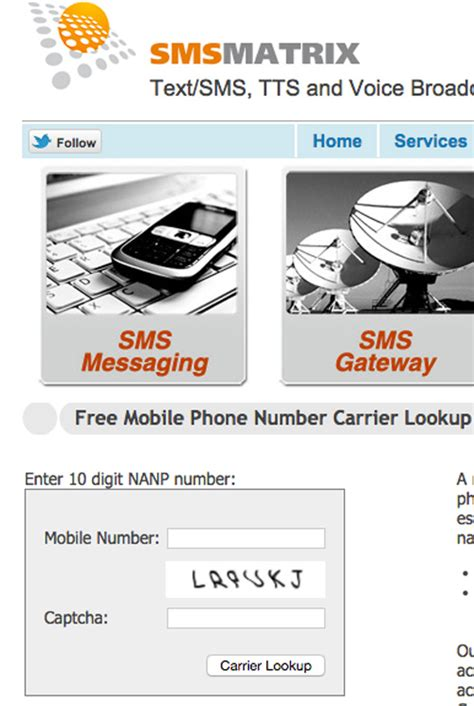 Sms Lookup How To Find Phone Carrier From Phone Number Best Free