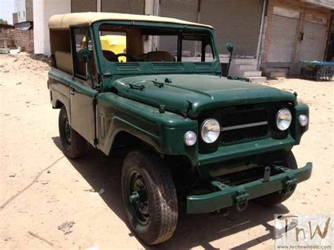jonga jeep update sold tnw motomart 1971 nissan patrol aka jonga