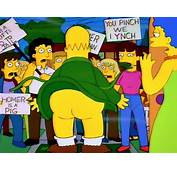 Homer Simpson On Trial The Many Crimes Of