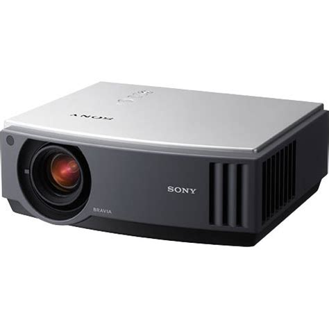 sony demo vpl aw10 bravia hometheater lcd projector vplaw10