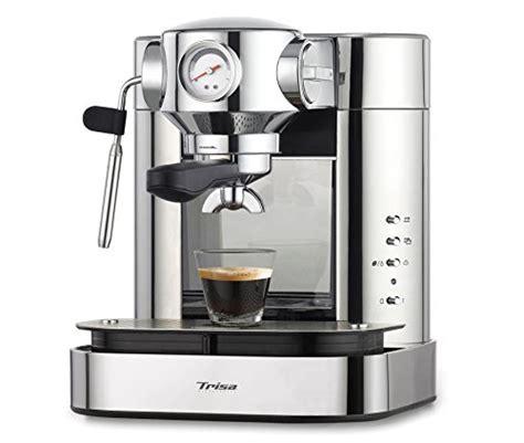 beste pad kaffeemaschine trisa kaffeemaschine espressomaschine test