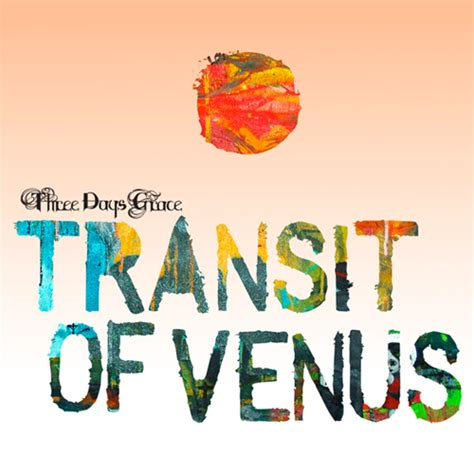s day grace rock album artwork three days grace transit of venus