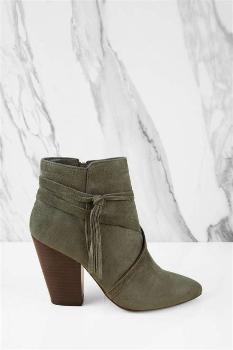 olive color boots olive boots pointed toe boots olive green booties