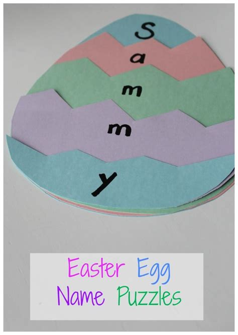 easter themed names 17 best images about easter activities on pinterest
