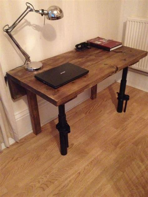 Scaffold Desk by Scaffold Boards Legs And Desks On