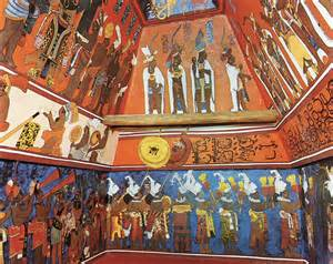 Hd Wall Murals bonampak room 1