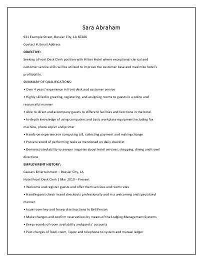 M I Resume Template by 6 Receptionist Resume Templates Free Word Templates