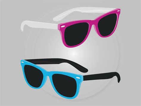 glasses vector sunglasses vectors vector art graphics freevector com