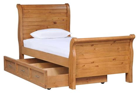 sleigh bed twin white twin sleigh bed with trundle buylivebetter king
