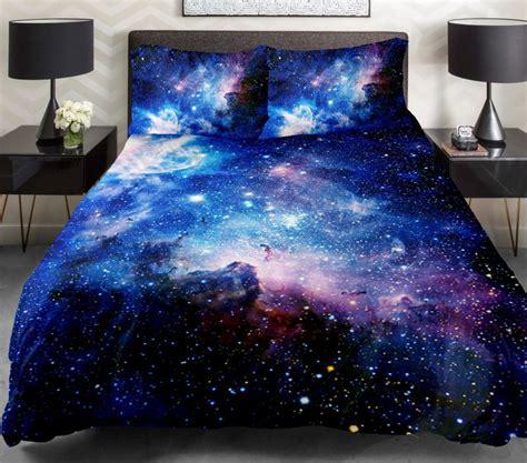 galaxy comforter queen blue galaxy bedding set blue galaxy twin full queen king