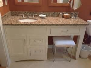 Makeup Vanity With Granite Top 17 Best Ideas About Bathroom Makeup Vanities On