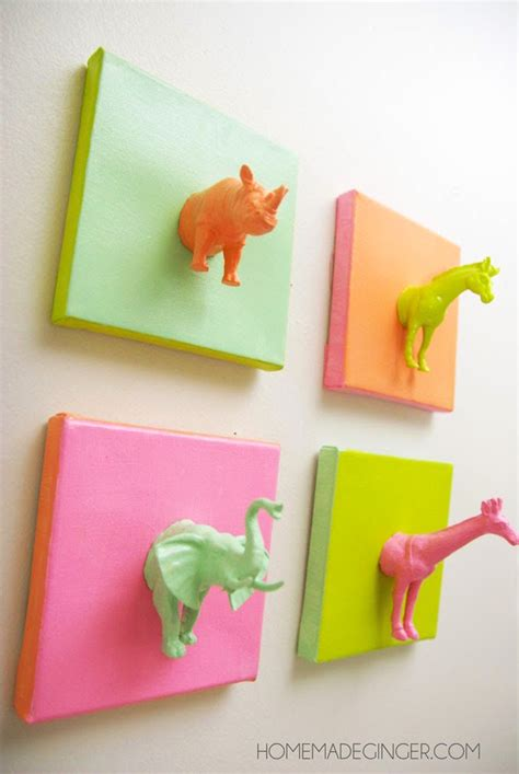 canvas craft projects get creative and show your artistic side with these 50