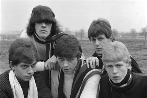 in 1968 the family moved to barlanark and andy and betty stayed in drummer bev bevan says david bowie paved way for the move