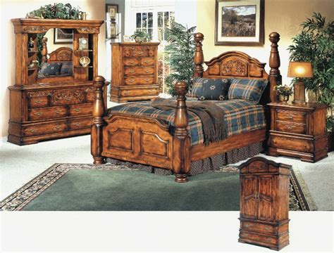 Wood Bedroom Furniture Sets by Wooden Bedroom Furniture Solid Wood Bedroom Furniture