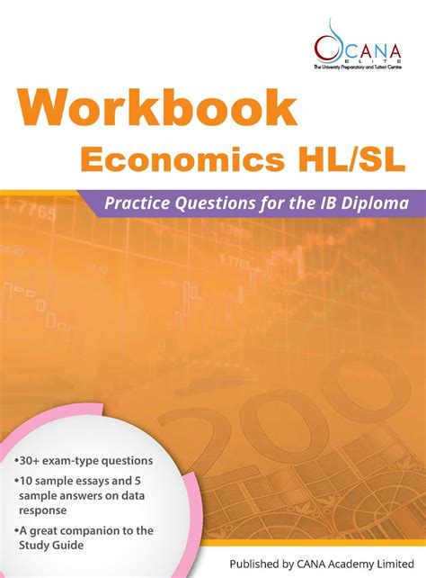 ib economics the complete essential preparation for sl and hl books calam 233 o cana economics workbook preview