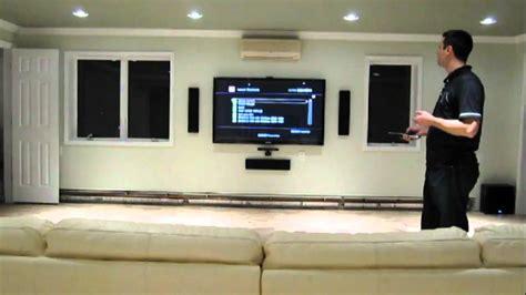 home theater installation  installyourplasmacom youtube