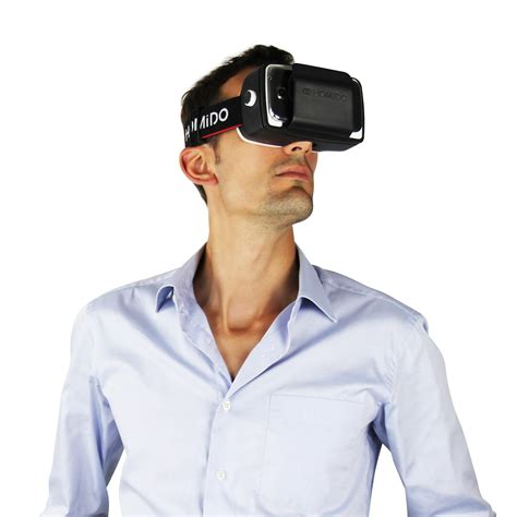 Homido Vr homido reality vr headset homido touch of modern
