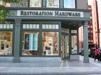 restoration hardware near newbury boston