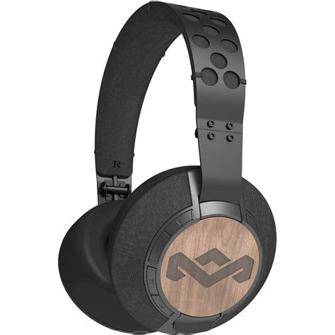 house of marley house of marley liberate xlbt bluetooth headphones em fh041 mi