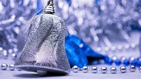 christmas jingle bells images  holly ribbon