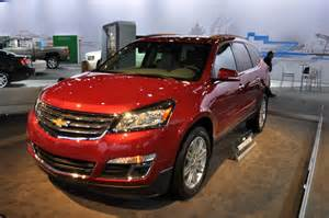 2013 chevrolet traverse chevy pictures photos gallery