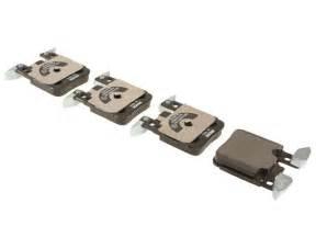 Brake System Drive Moderately Bmw 2016 Bmw 435i Xdrive Disc Brake Pad Set Rear W0133 2052232