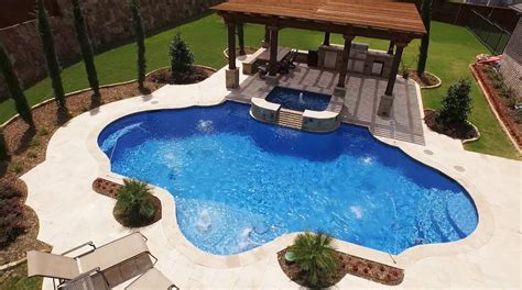 Custom Pool Builder Frisco Tx Prestige Pool And Patio Prestige Pool And Patio