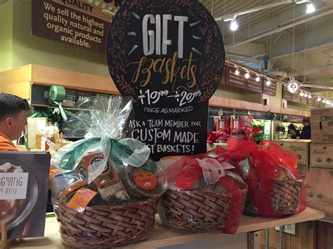 Where Can I Get A Whole Foods Gift Card - tis the season to giveaway spectacular holiday gift basket from whole foods market