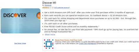 Discover Staples Gift Card - new discover it bonus offer softcard free money more